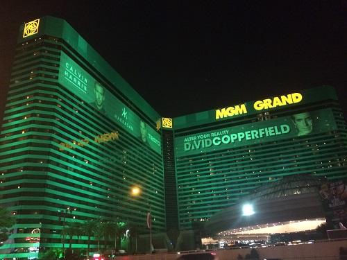 MGM ラスベガス