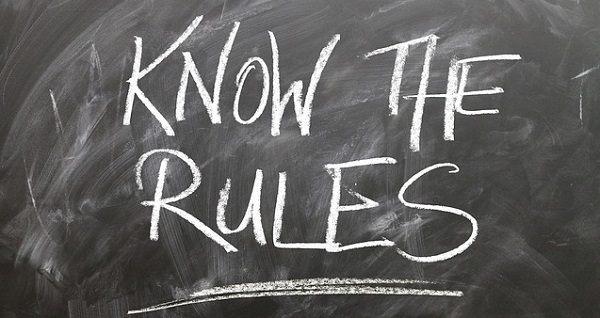 ルール 規約